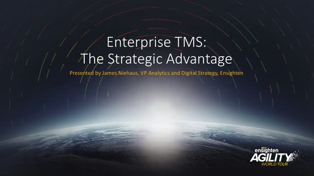 Enterprise Tag Management: The Strategic Advantage