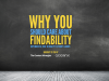 Why You Should Care About Findability