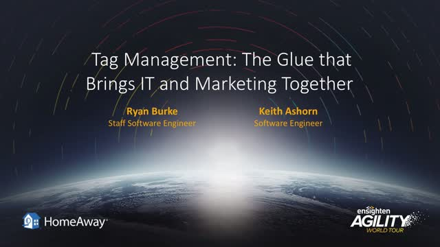 Tag Management: The Glue that Brings IT and Marketing Together