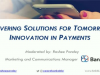 Delivering Solutions for Tomorrow: Innovation in Payments