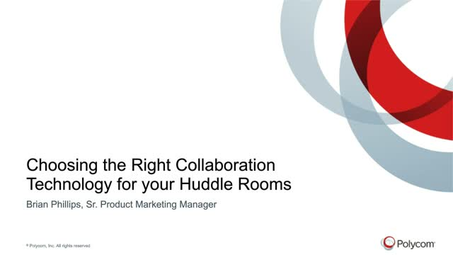 How to choose the right collaboration technology
