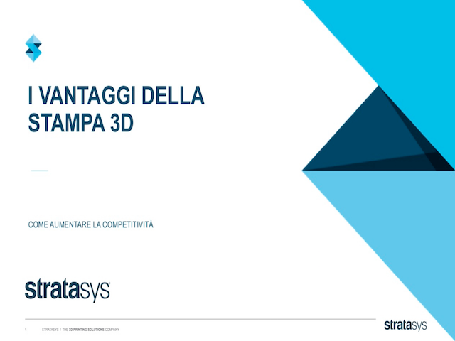 Redefine Possible: I vantaggi della stampa 3D