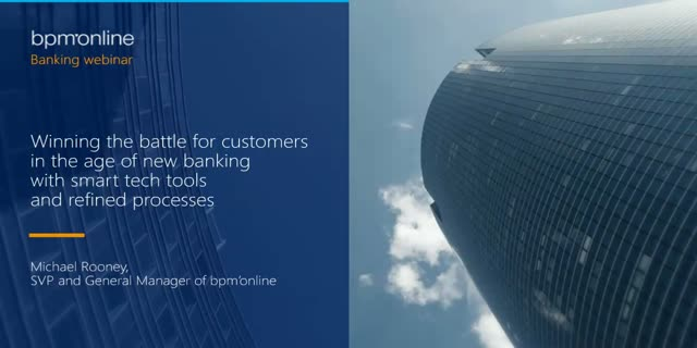 Winning the battle for customers in the age of new banking