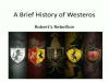 A Brief History of Westeros