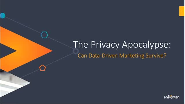 The Privacy Apocalypse: Can Data-Driven Marketing Survive?