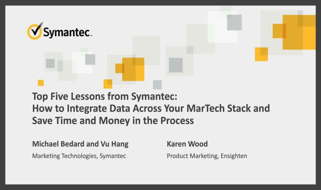 How to Integrate Data Across Your MarTech Stack While Saving Time and Money