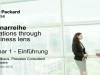 Operations through a business lens - Webinar 1: Einführung