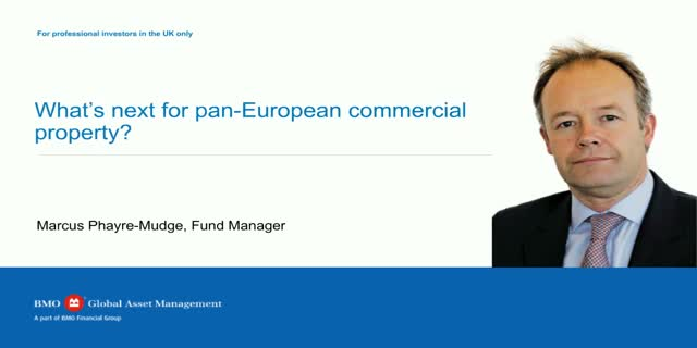 What's next for pan-European commercial property?