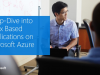 Deep-dive into Linux Based Applications on Microsoft Azure