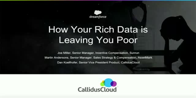 How Your Rich Data is Leaving You Poor