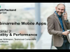 Mobile Apps - Webinar 2: Mobility & Performance