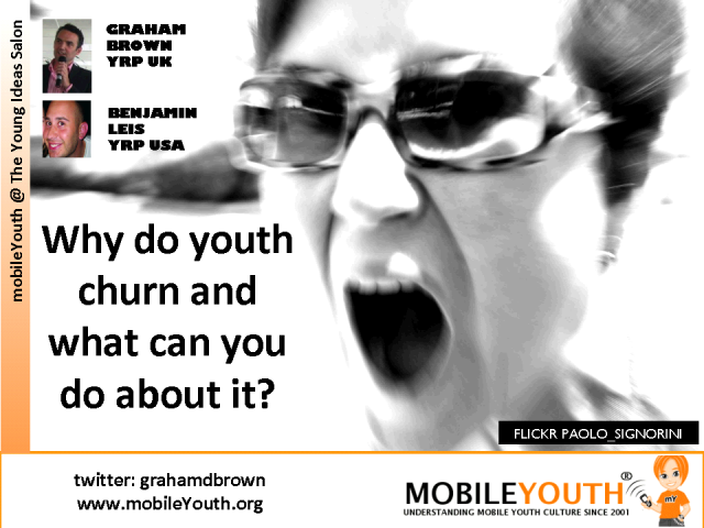 How can Mobile Operators Reduce Youth Churn and Increase Loyalty?