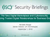 Briefings Part 1: The Digital Marketplace & Cybersecurity
