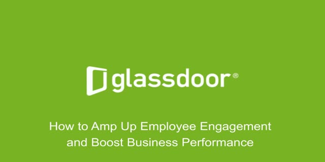How to Amp Up Employee Engagement and Boost Your Business Performance
