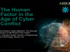 The Human Factor in the Age of Cyber Conflict