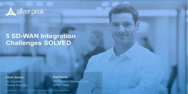 5 SD-WAN Integration Challenges SOLVED