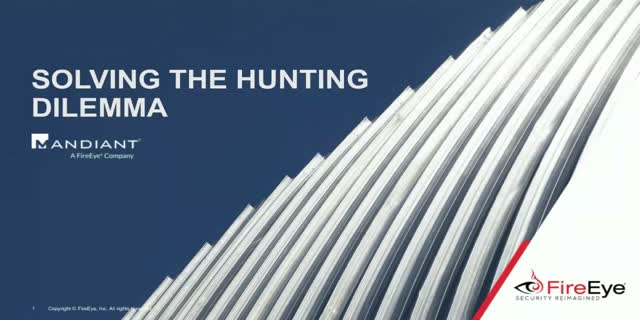Hunting for Threats: tips and tricks for SOC experts