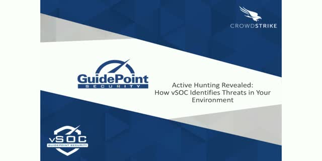 Active Hunting Revealed: How vSOC Identifies Threats in Your Environment