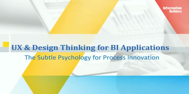 UX & Design Thinking for BI Apps