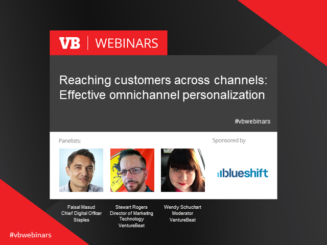 Reaching customers across channels: Effective omnichannel personalization