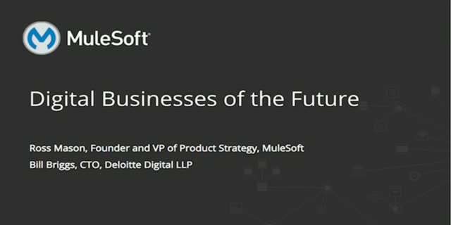 Digital Businesses of the Future