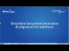 Streamline Document Generation & eSignature for Salesforce