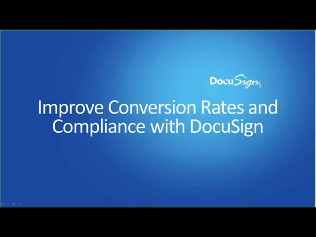 Staying ahead in Financial Services by improving conversion rates and compliance
