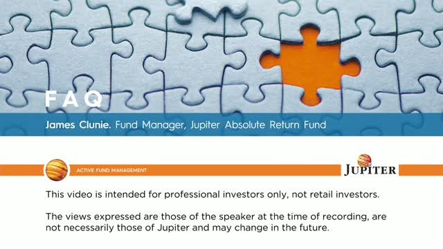 FAQs - Jupiter Absolute Return Fund