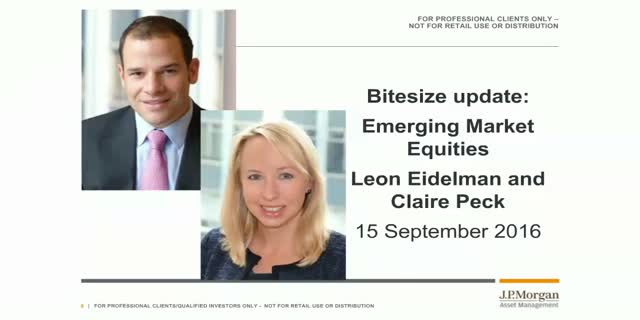 Bitesize update: Emerging Market Equities