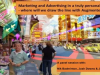 Marketing & Advertising in a personalized world: the impact of Augmented Reality