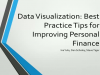 Data Visualization: Best Practice Tips for Improving Personal Finance