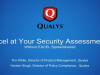 Excel at Your Security Assessments Without EXCEL Spreadsheets