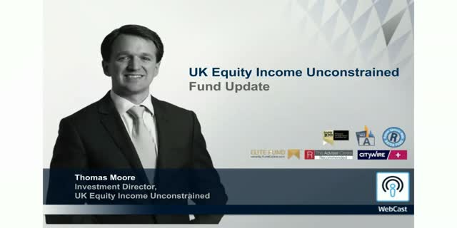 UK Equity Income Unconstrained - Fund Update