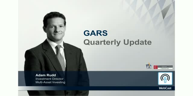 GARS Quarterly Update Time 2
