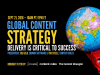 Global Content Strategy: Delivery is Critical to Success