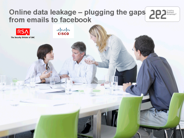 Online Data Leakage; Plugging the Gaps from Emails to Facebook