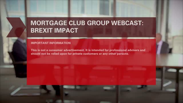 Legal & General Mortgage Club Brexit Group Questions