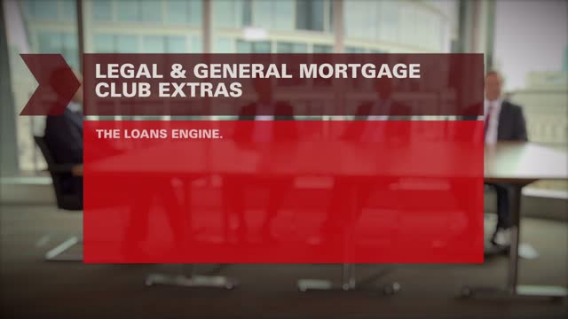 Legal & General Mortgage Club Second Charges Loans Engine