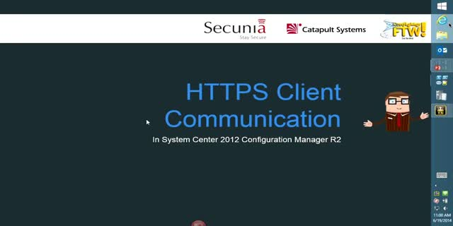 ConfigMgr HTTPS Client Communication
