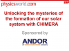 Unlocking the mysteries of the formation of our solar system with CHIMERA