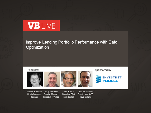 Improve Lending Portfolio Performance with Data Optimization