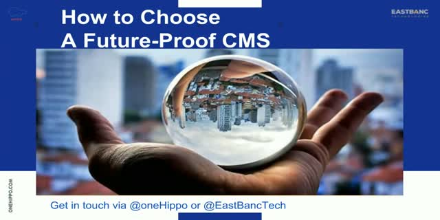 How to Choose A Future-Proof CMS