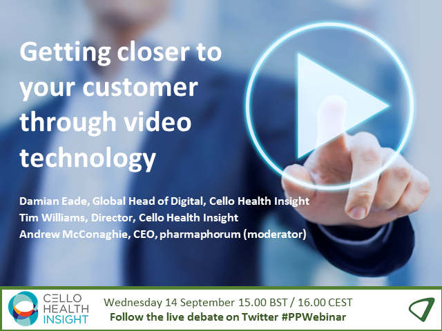 Getting closer to your customer through video technology