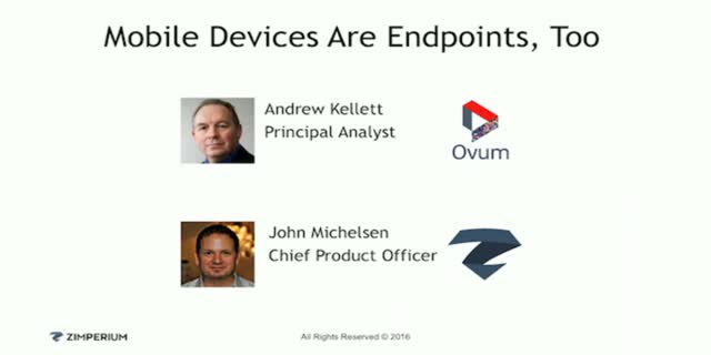 Mobile Endpoints: Detect Threats and Improve Mobile Security