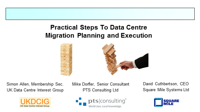 Practical Steps to Data Centre Migration Planning and Execution