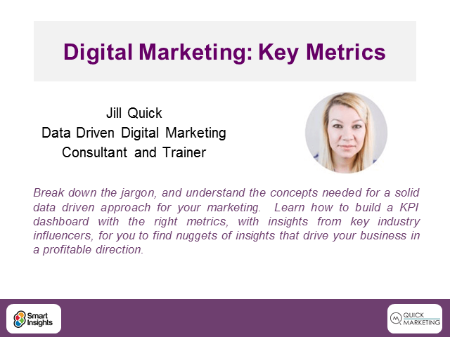 Digital Marketing: Key Metrics