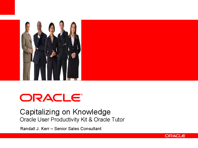 Best in Class solution for Knowledge Capitalization
