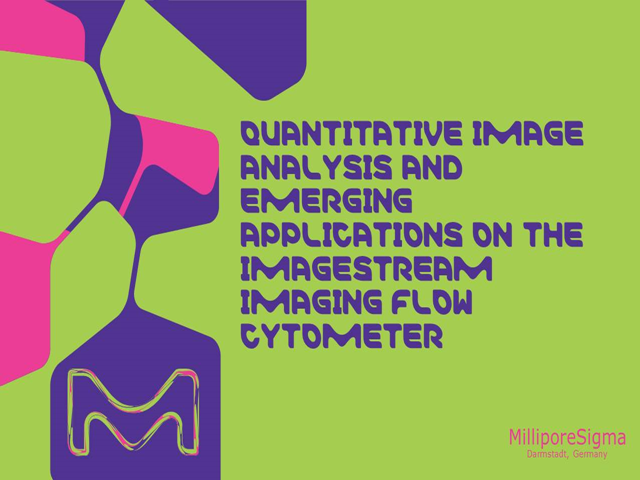Quantitative Image Analysis and Emerging Applications on the ImageStream