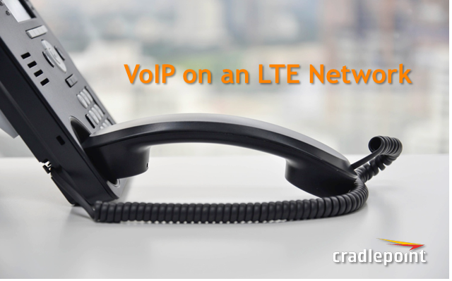 VoIP on an LTE Network