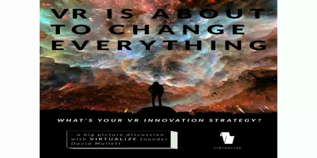 e6bfec74a206 Virtual Reality is About to Change Everything  Developing VR Innovation  Strategy